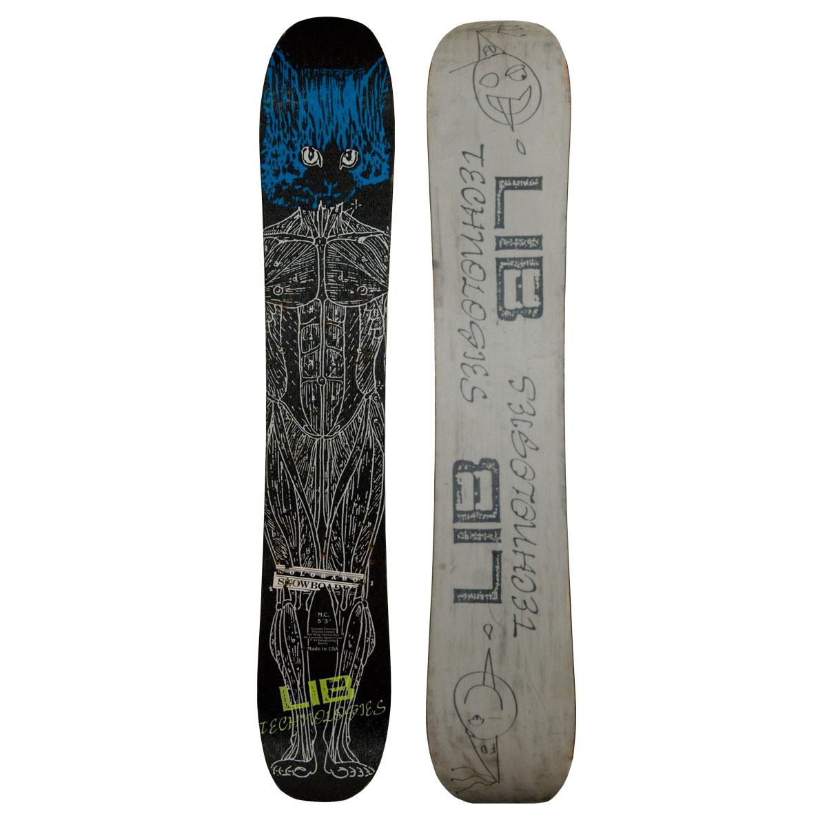 Lib Tech Matt Cummins Vintage Snowboard
