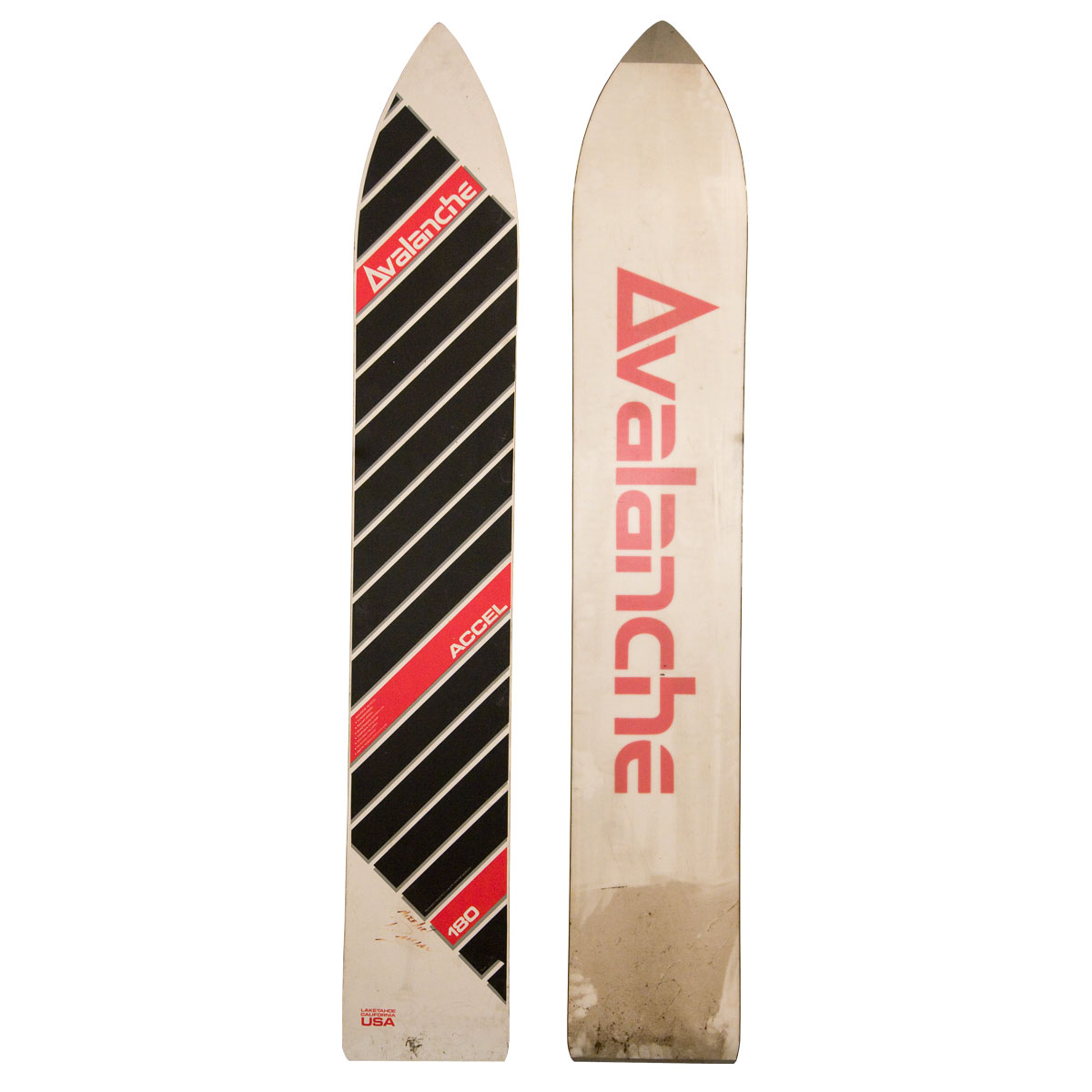 Avalanche Accel Vintage Snowboard