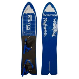 Burton PowderGun Performer Vintage Snowboard