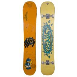 Sims Noah Salasnek Vintage Snowboard