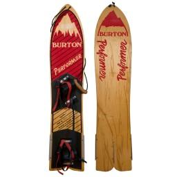 1984 Burton Performer Vintage Snowboard