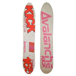 Avalanche Kick 165 Vintage Snowboards