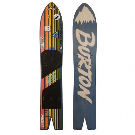 1987 Burton Cruzer 165 Vintage Snowboard