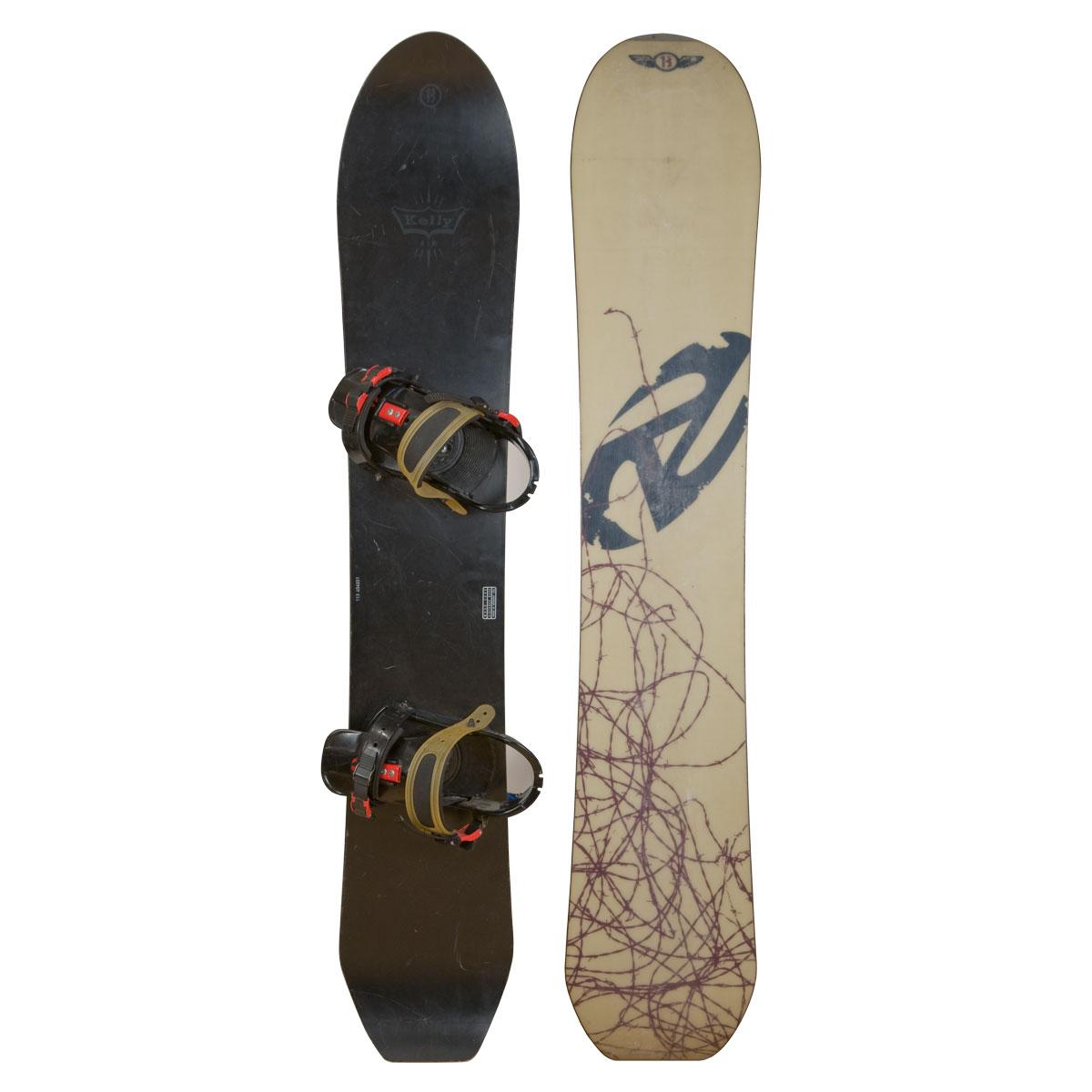 1995 Burton Craig Kelly vintage snowboard