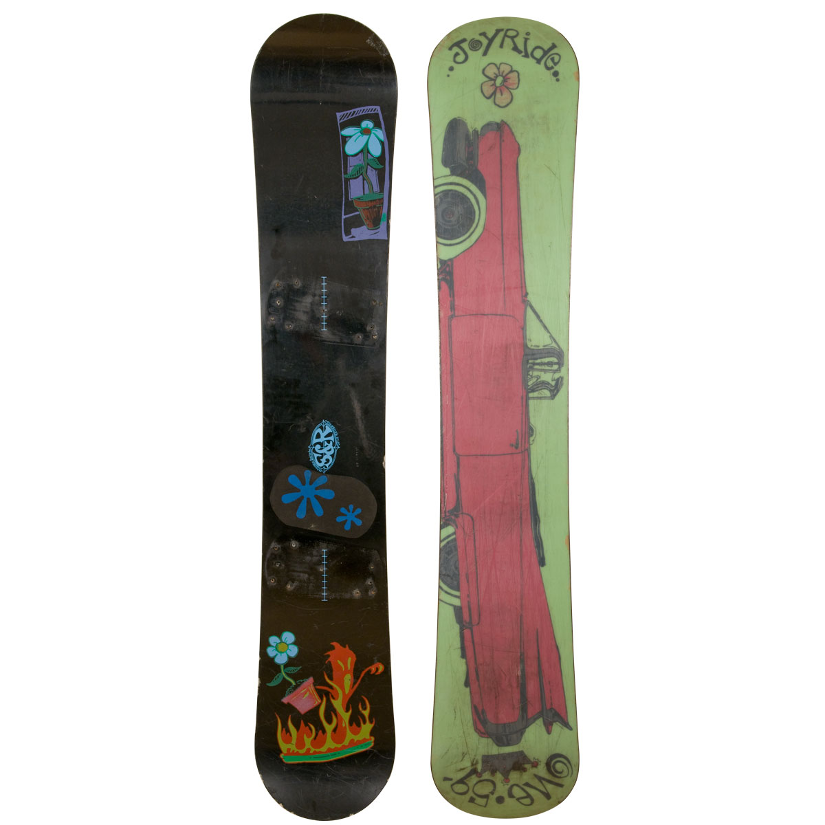 1992 Joyride Eldorado vintage snowboard