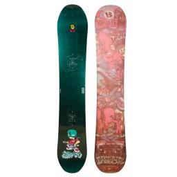 1993 Jeff Brushie DJ vintage snowboard