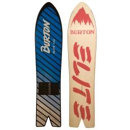 Burton Elite 140 Vintage Snowboard