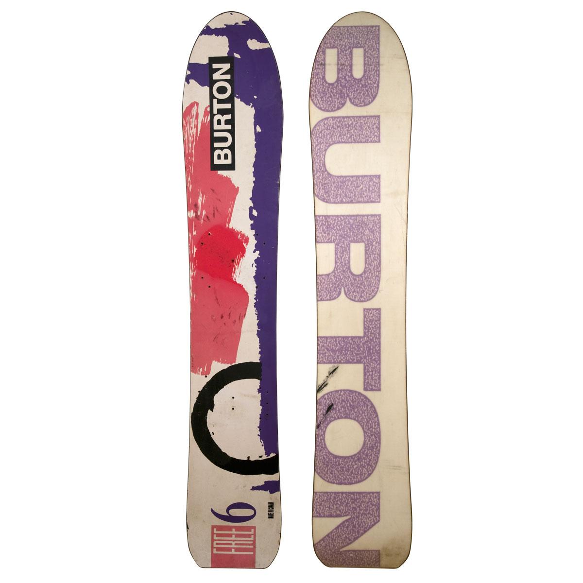 1991 Burton Free 6