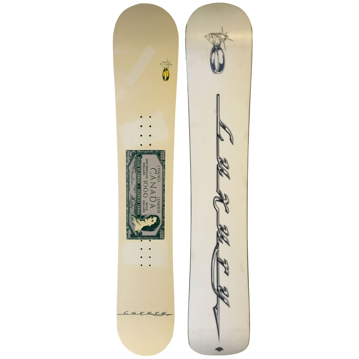 Luxury Snowboards