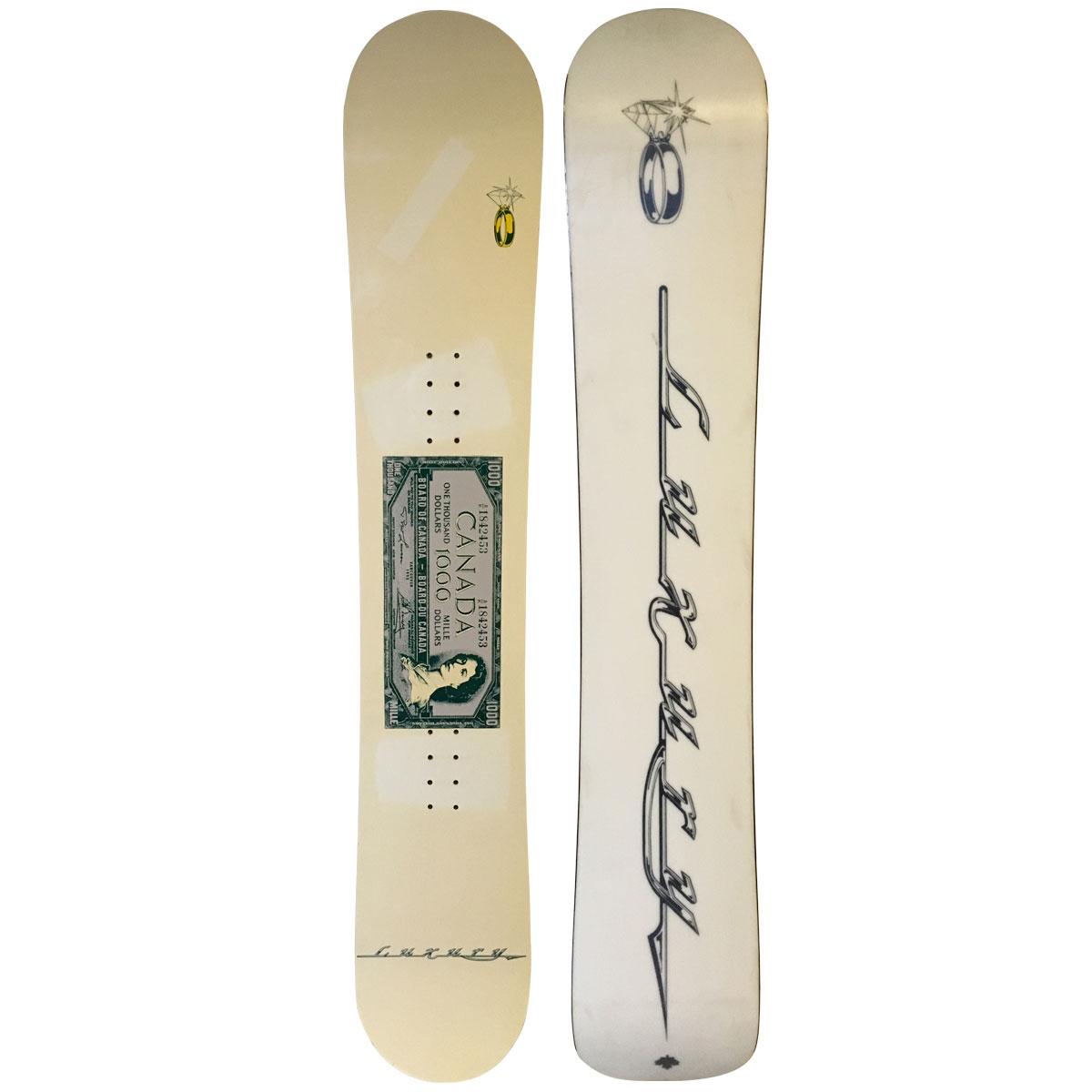Luxury Snowboards